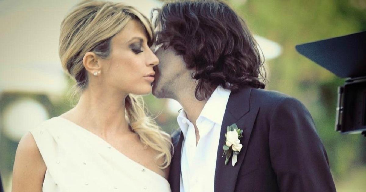 Maddalena Corvaglia e l'ex marito