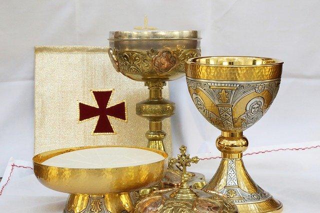 Simboli sacri della Religione Cattolica