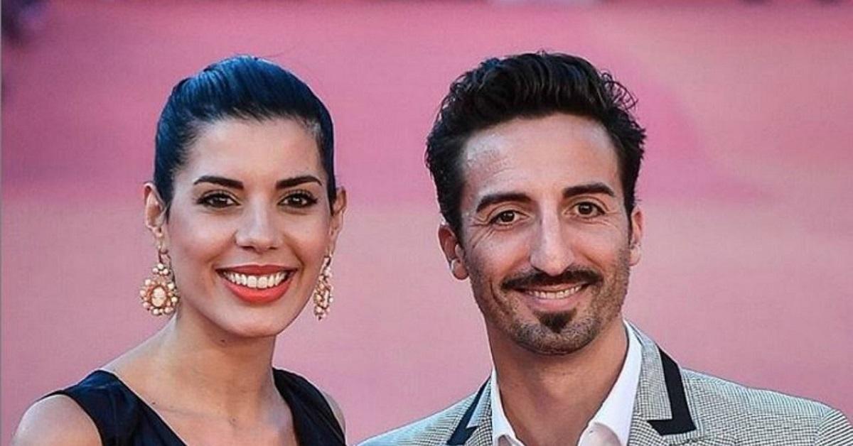 Samuel Peron e la fidanzata