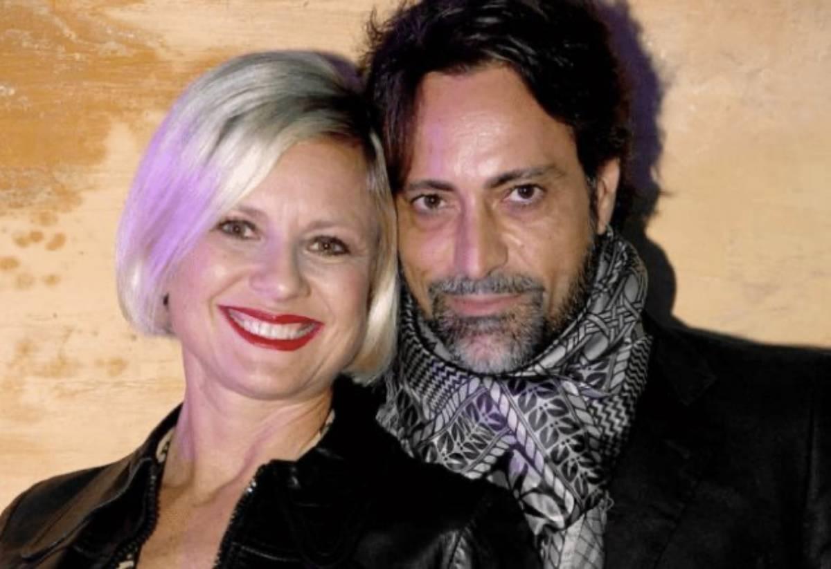 Pietro Delle Piane e Antonella Elia