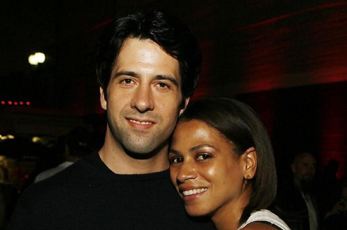 Simone Bent e il marito