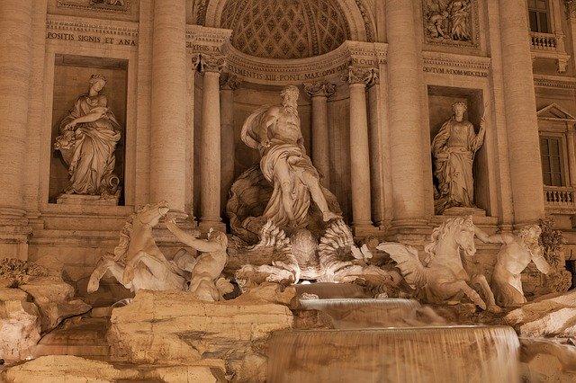 Fontane a Roma
