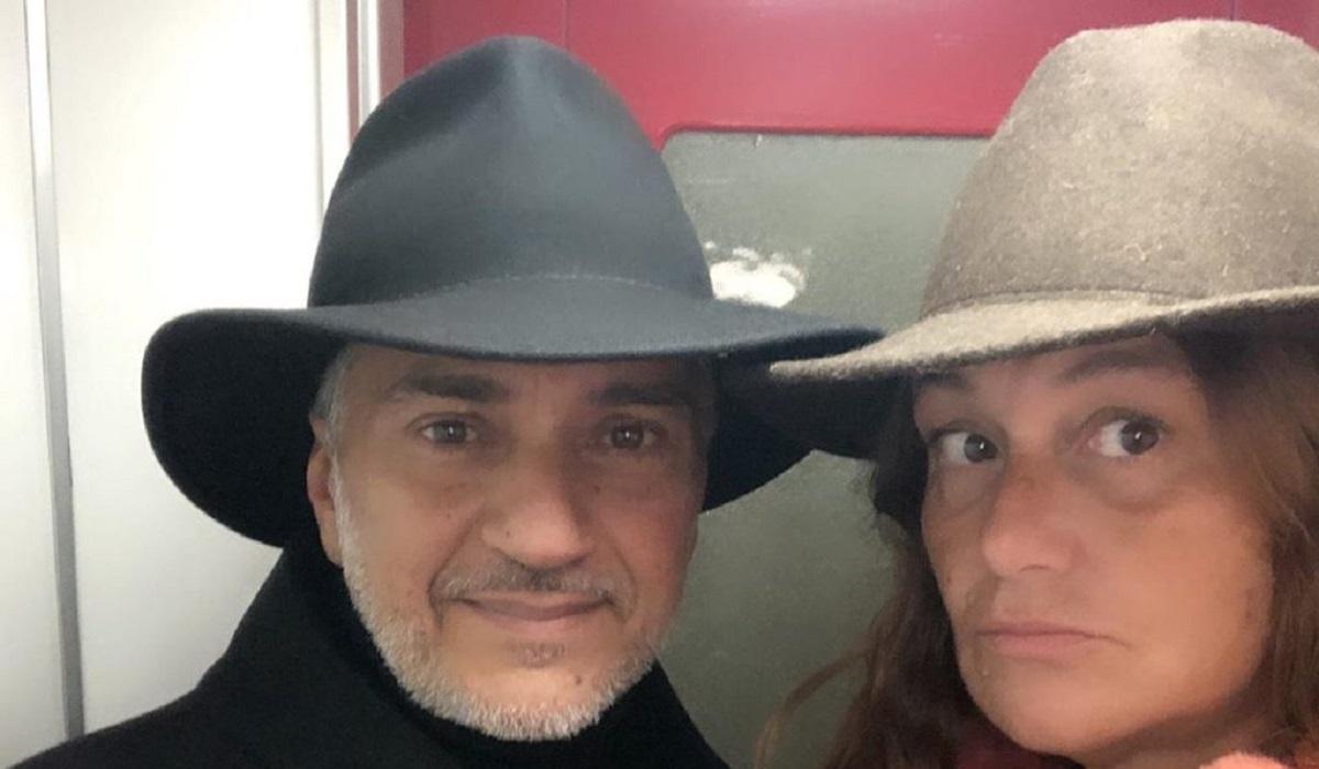 Gustavo Rodriguez e Veronica Cozzani