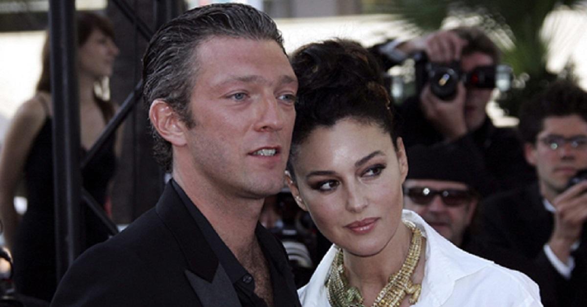 Monica Bellucci e l'ex marito