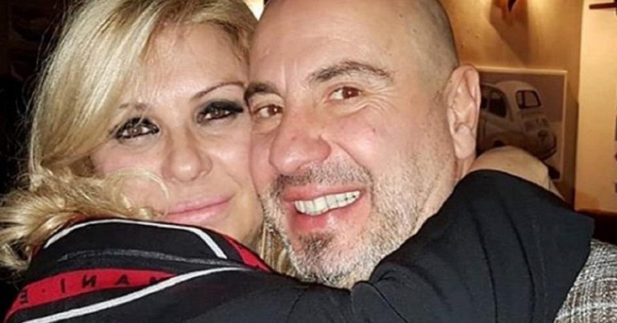 Tina Cipollari e Lorenzo Ferrara
