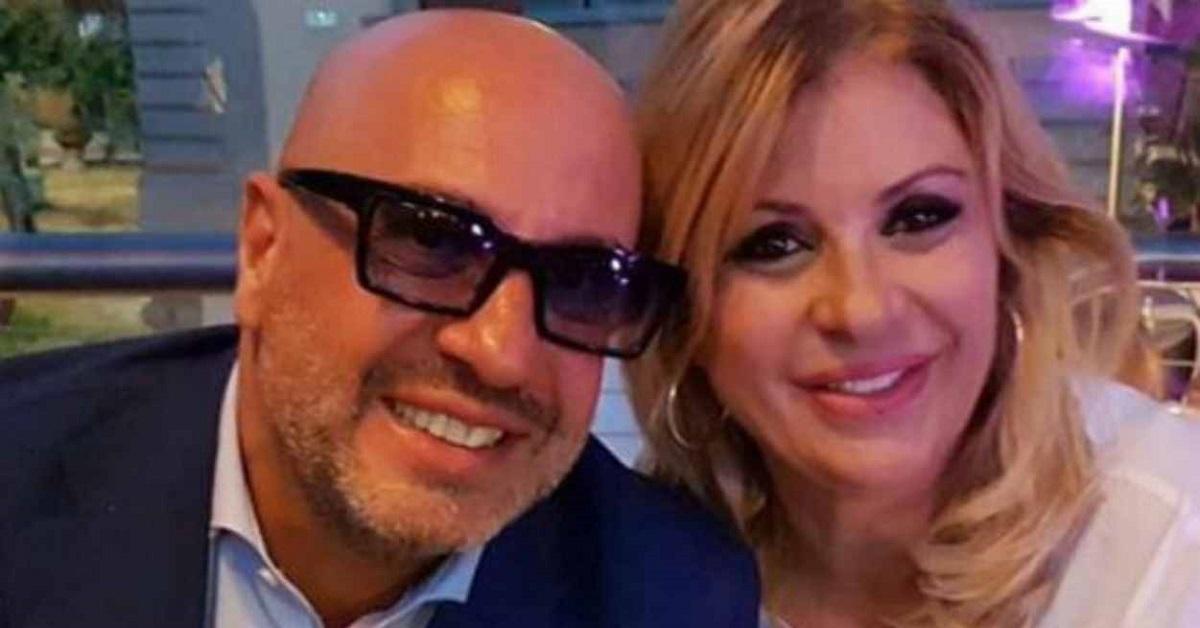 Tina Cipollari e il fidanzato