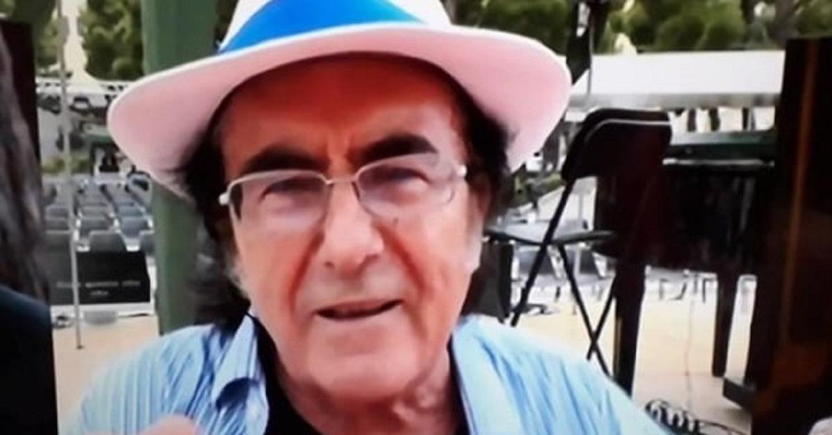 Al Bano vita in diretta: Sto preparando il funerale