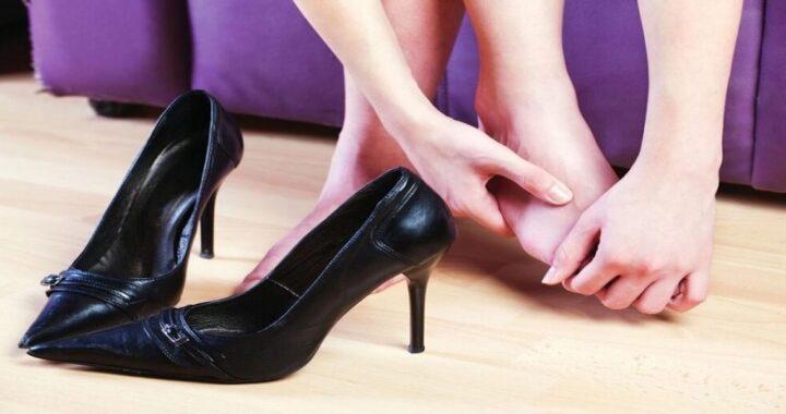 scarpe strette