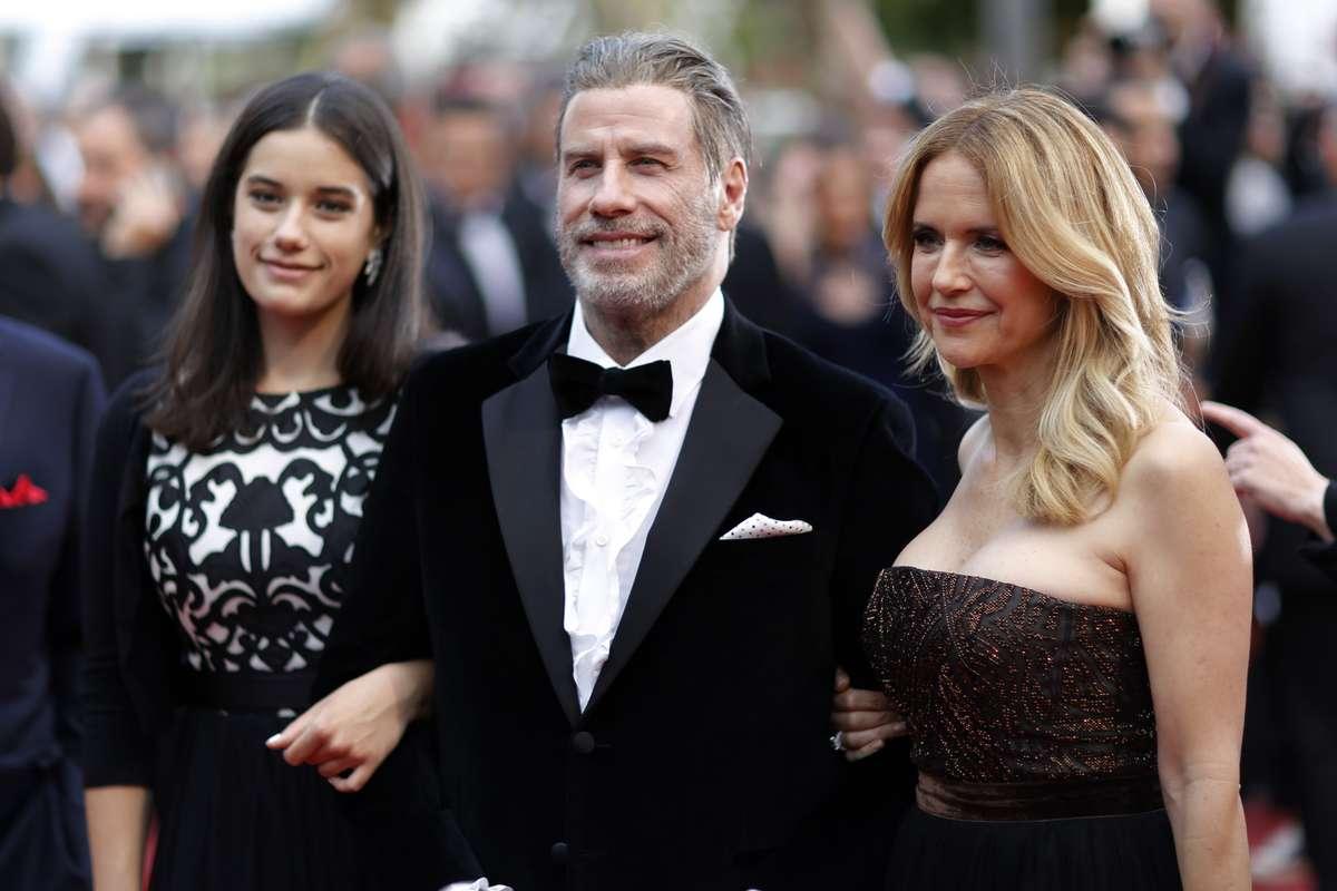 Ella e John Travolta