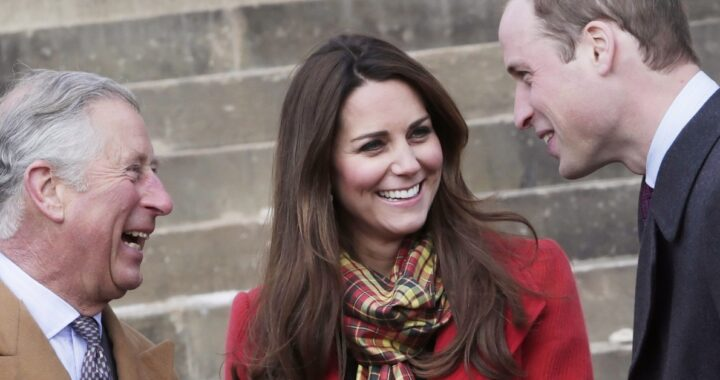 Kate Middleton Carlo William