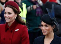Kate Middleton Meghan