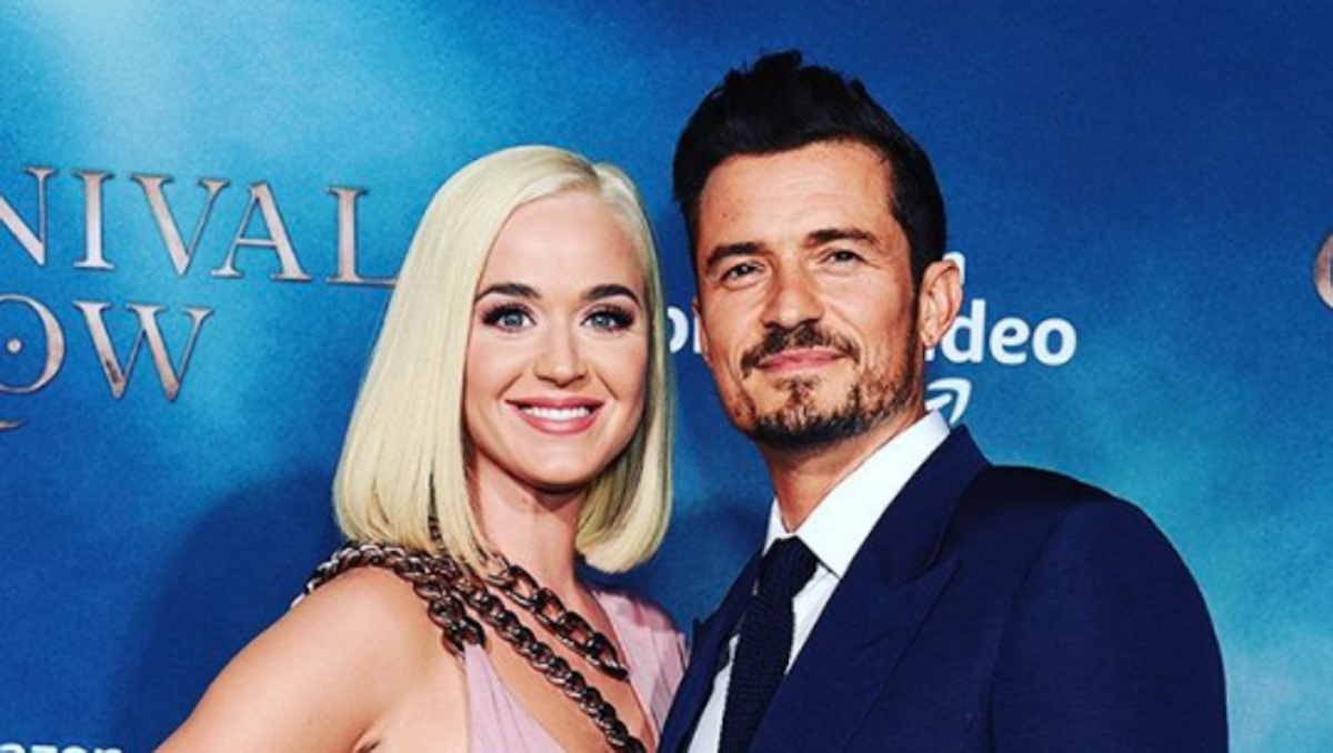 Orlando Bloom e Katy Perry genitori