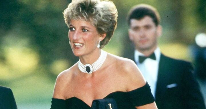Lady Diana Revenge Dress