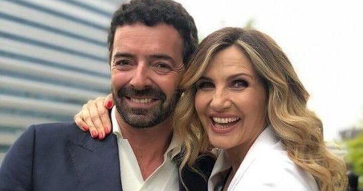 Alberto Matano e Lorella Cuccarini