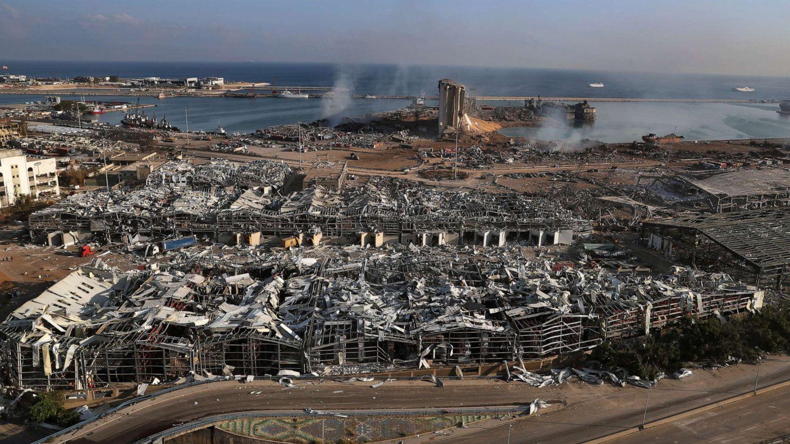 Loulou e l'esplosione do Beirut