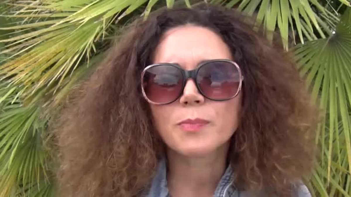 Mariella Mondello cognata Viviana Parisi