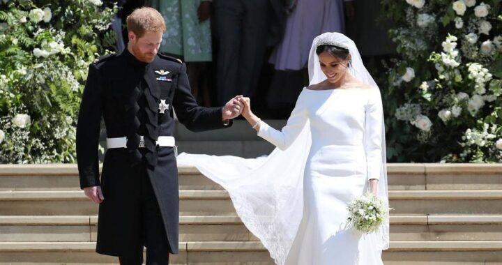 Meghan Markle abito matrimonio