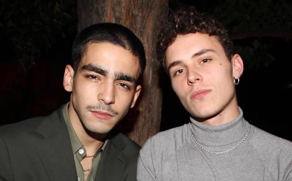 Alonso e Omar Ayuso