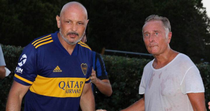 Paolo Bonolis e Sinisa