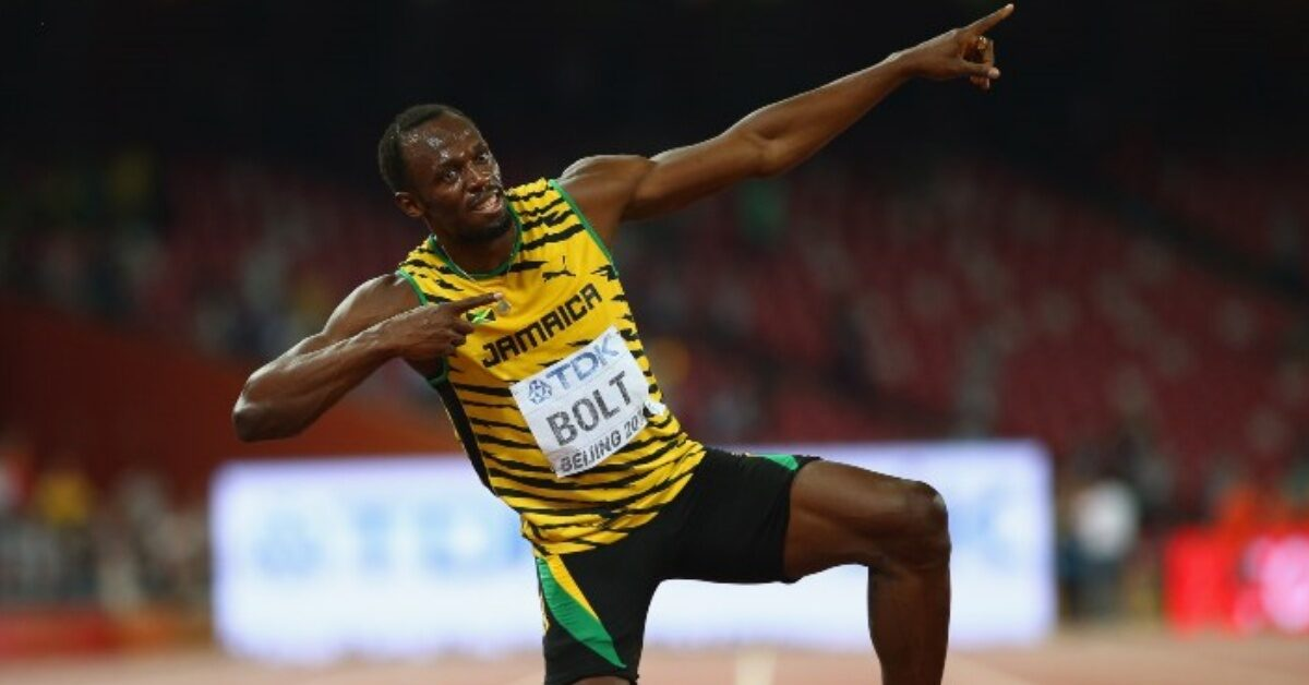 Perché Usain Bolt utilizza lEMS - Fit And Go - Homepage