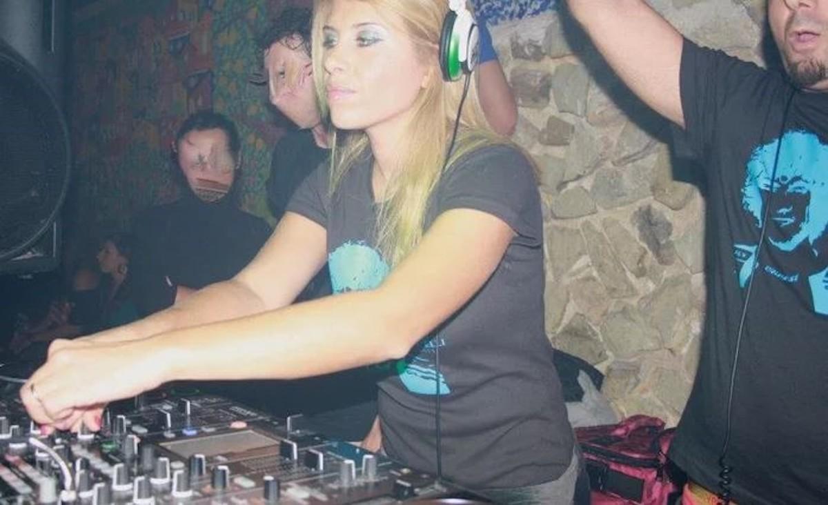 DJ Viviana Parisi