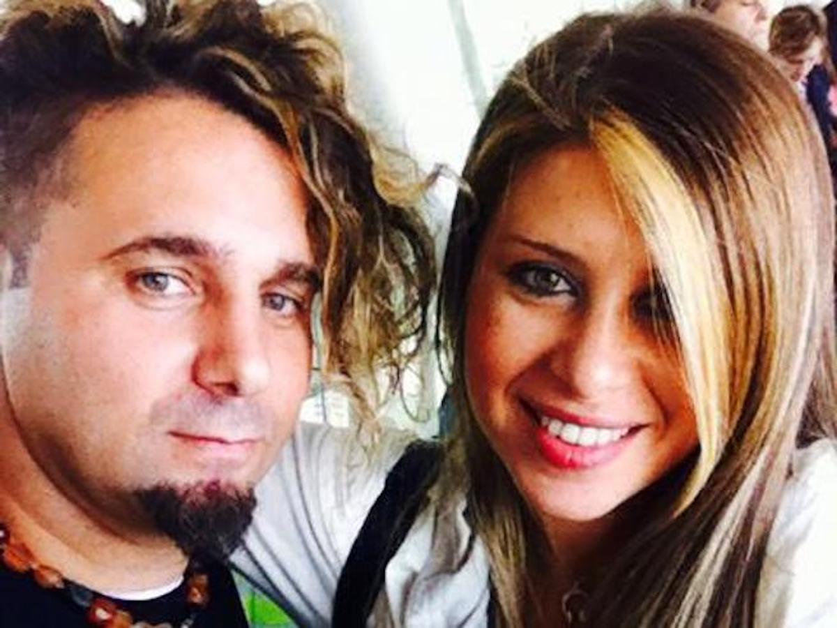 Daniele Mondello e Viviana
