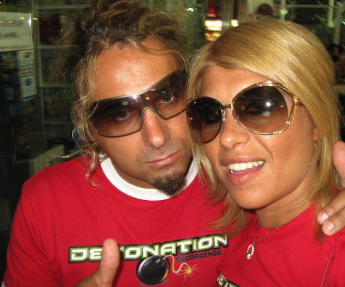 Daniele e Viviana Parisi