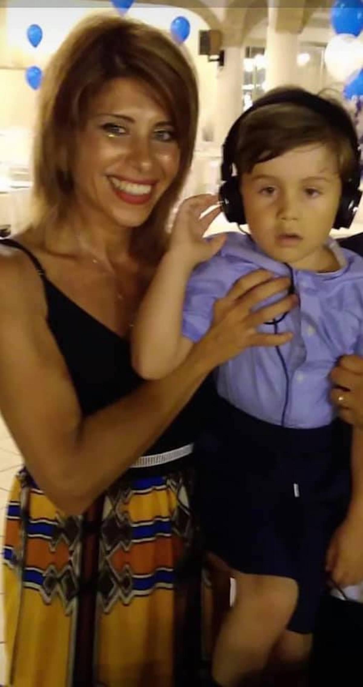Gioele e Viviana Parisi