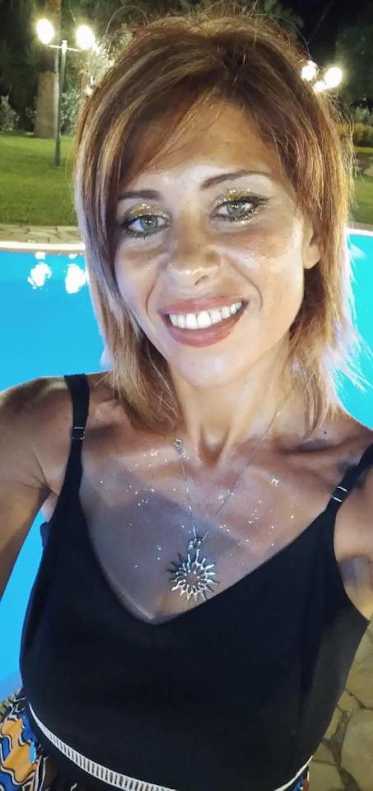 Viviana Parisi sui social