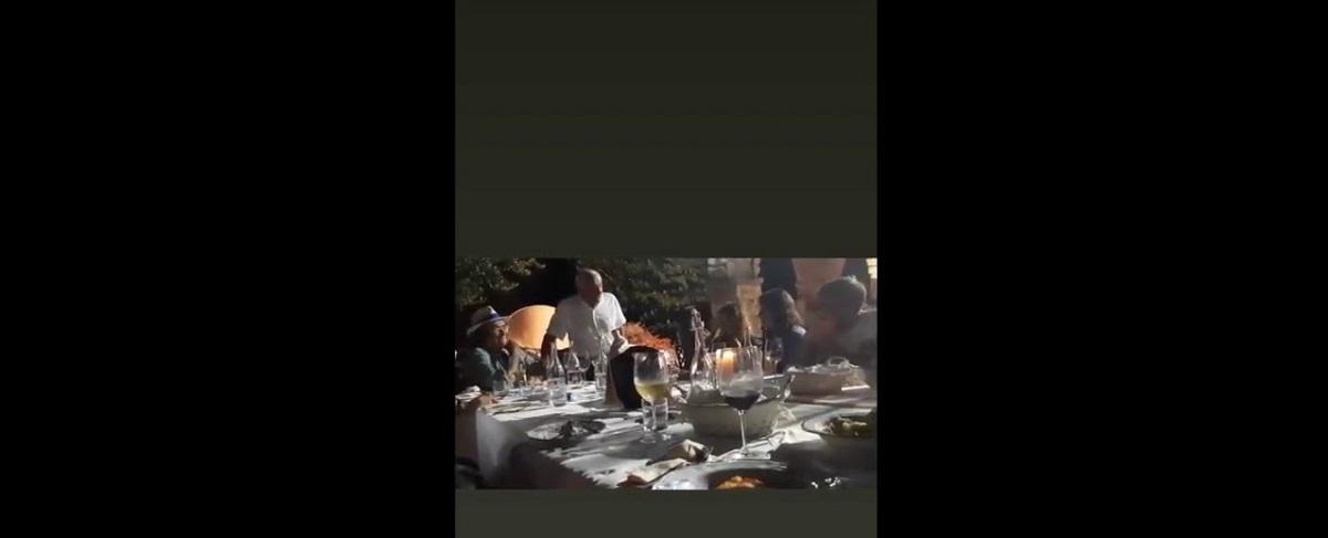 Al Bano a cena senza Loredana Lecciso ma con Romina Power