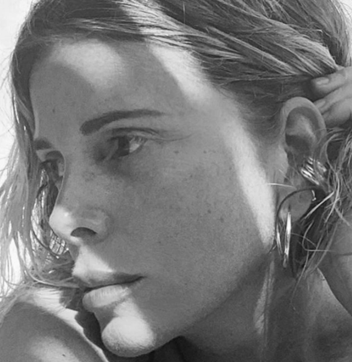 Alessia Marcuzzi giovane