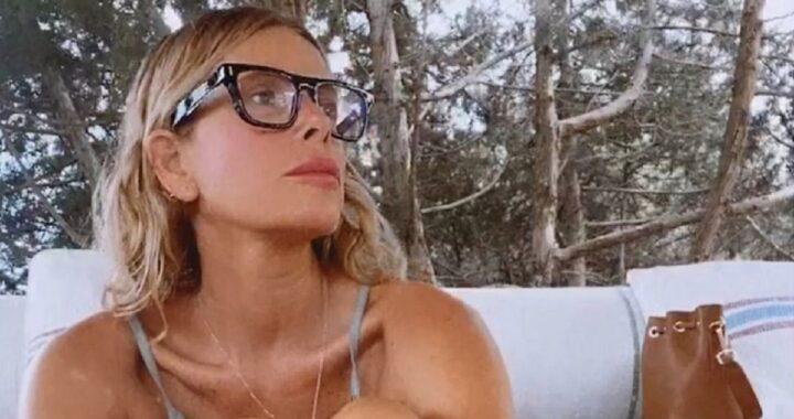 alessia marcuzzi occhiali