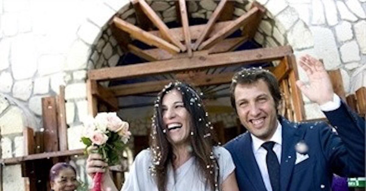 Matrimonio Paola Turci