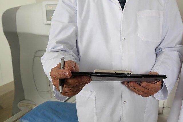 Visita medica pediatrica