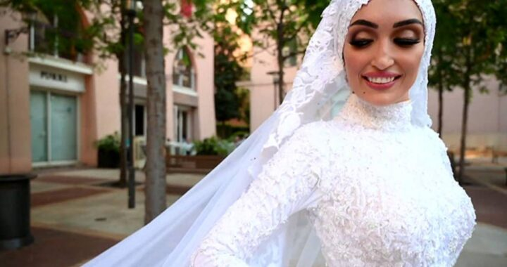 sposa fotografata da Mahmoud Nakib