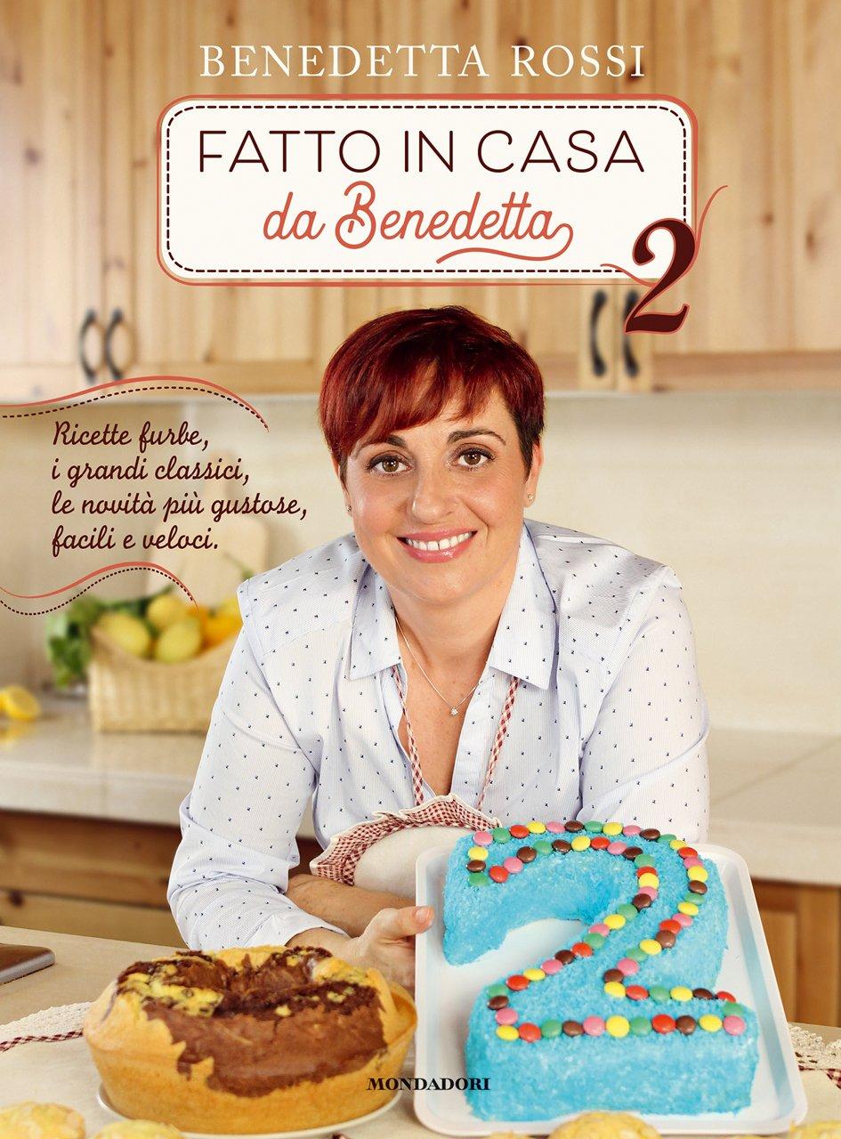 Benedetta Rossi in cucina