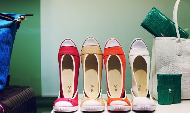 Negozio di scarpe