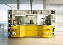 cucina sospesa