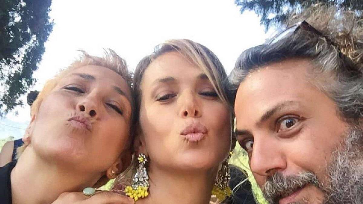 Famiglia Daniela D'Urso