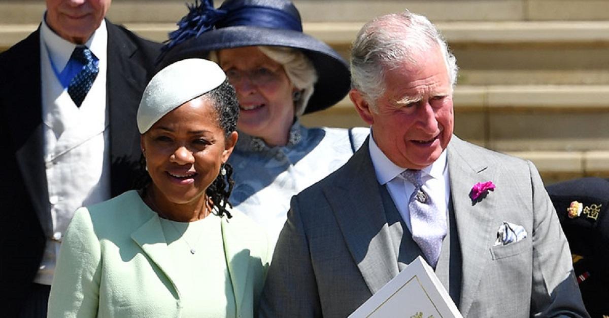 il principe Carlo e Doria Ragland