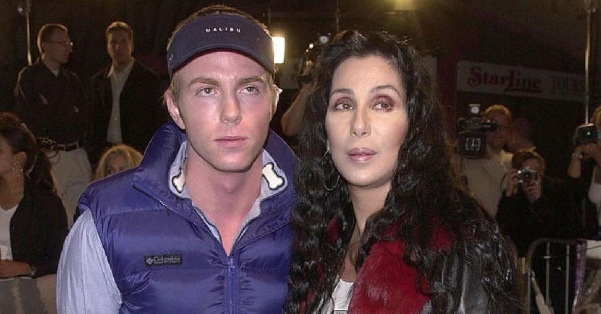 Cher e il figlio
