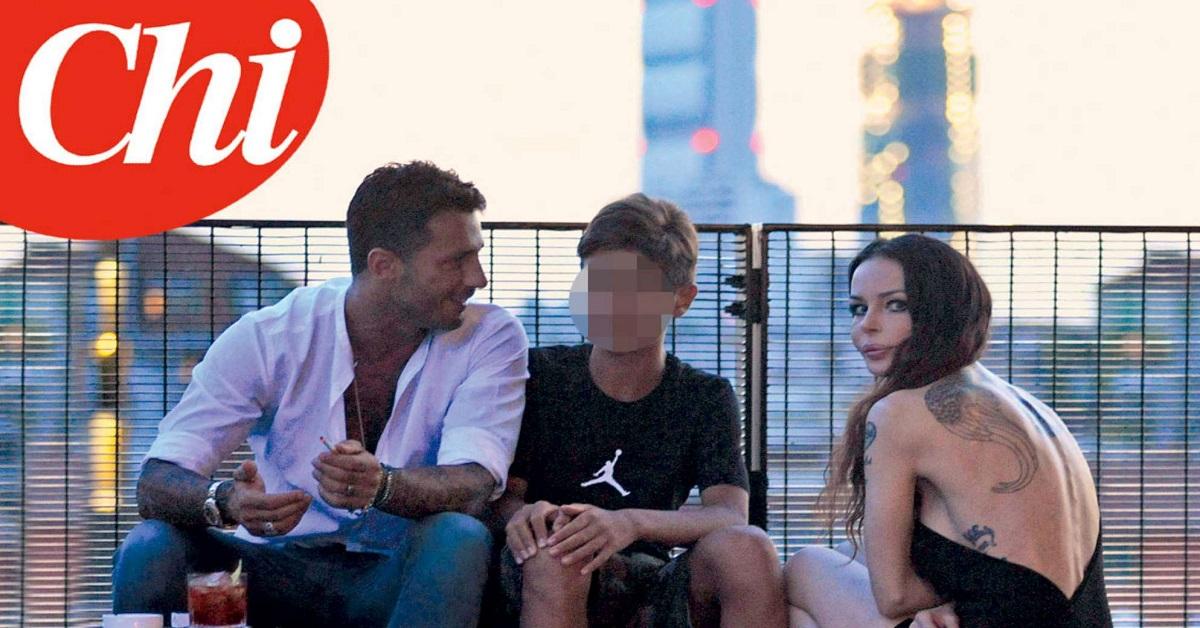 Nina Moric attacca Fabrizio Corona per il rapporto con il figlio