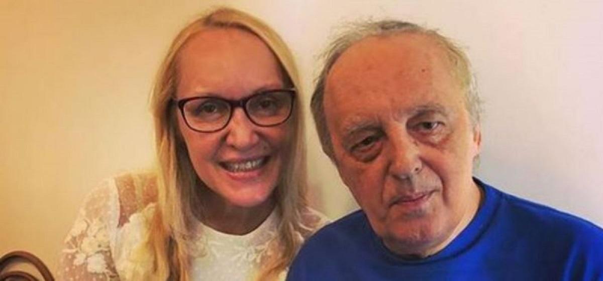 Dario Argento e la figlia