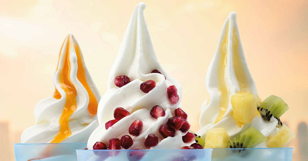 Frozen Yogurt - Ricetta velocissima