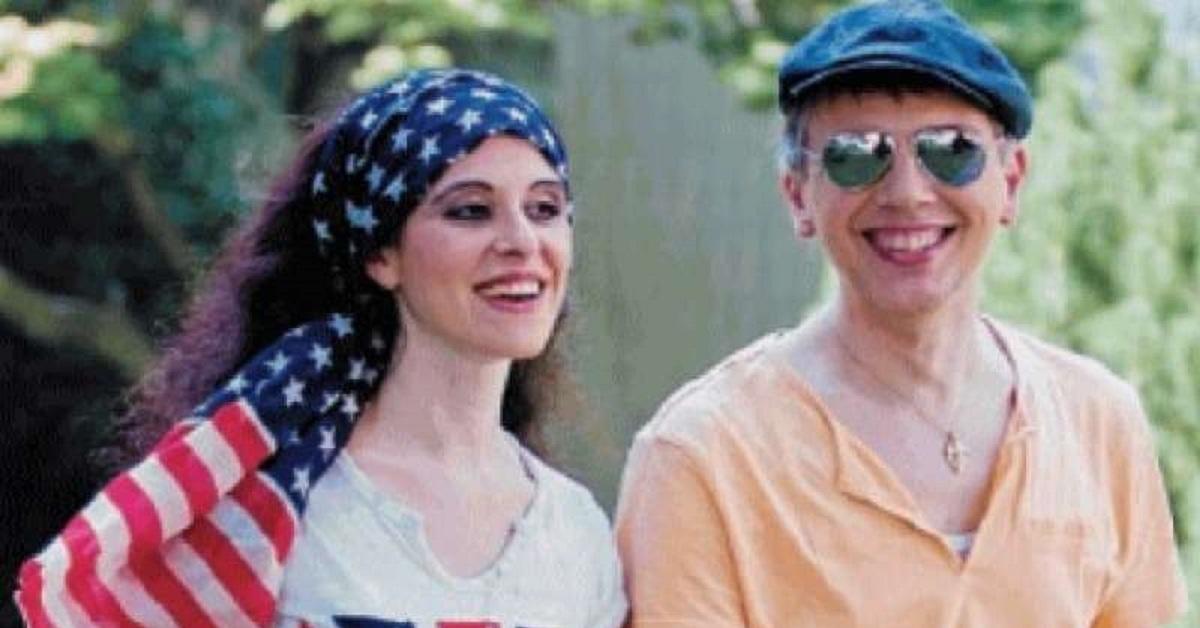 Katia Celentano e il marito