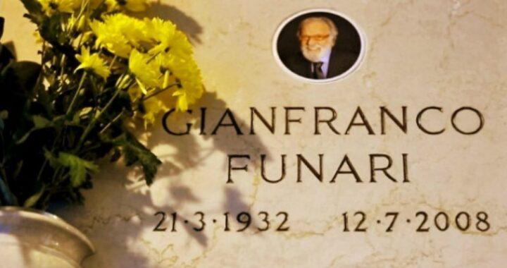 Tomba di Gianfranco Funari