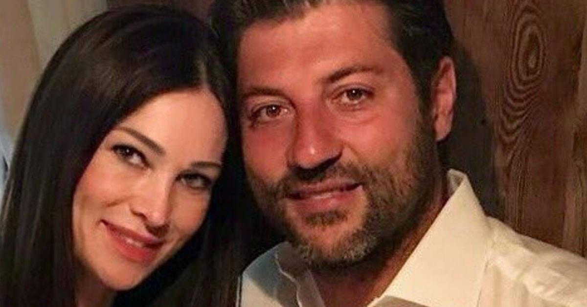 Manuela Arcuri e Giovanni Di Giafnrancesco