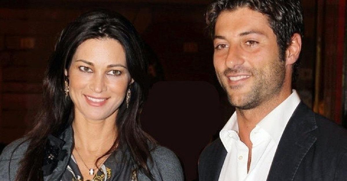 Manuela Arcuri e il compagno