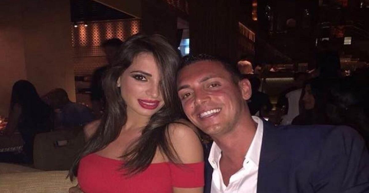 Claudio D'Alessio e la fidanzata