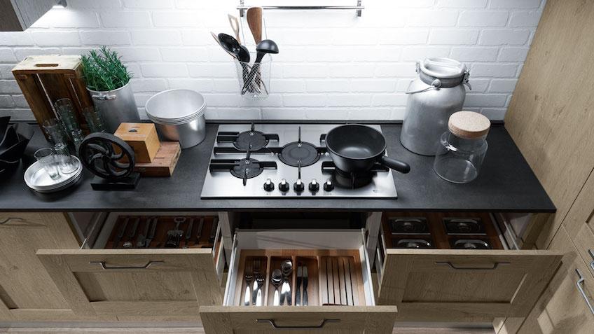 Cucina a gas o cucina a induzione? Una piccola guida